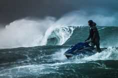 Dylan Stott - Leader in Water Safety and Surfing at Mullaghmore