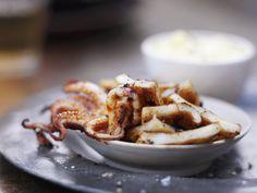 Gegrillte Tintenfische mit geräuchertem Paprikapulver ist ein Rezept mit frischen Zutaten aus der Kategorie Tintenfisch. Probieren Sie dieses und weitere Rezepte von EAT SMARTER!