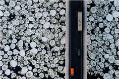 RURAL CONTEMPORÁNEA: Kacper Kowalski y su fotografía aérea