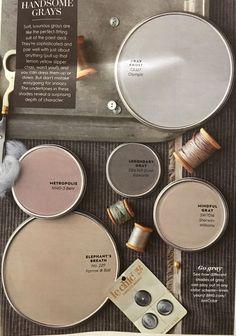 28 Best Ideas For Farmhouse Bathroom Paint Colors Mindful Gray Bathroom Paint Colors, Interior Paint Colors, Paint Colors For Home, Paint Colours, Interior Design, Paint Color Schemes, House Color Schemes, House Colors, Mindful Gray