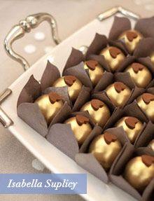 Dúvidas sobre doces de casamento - Constance Zahn | Casamentos