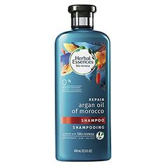 Herbal Essences Biorenew Repair Argan Oil of Morocco Shampoo, 13.5 fl oz (Pack of 2) -- This is an Amazon Affiliate link. Read more at the image link.