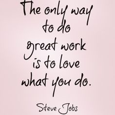 Steave Jobs :)  Quotes For today haha by Naomi