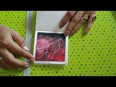 #artbyamritatiwary in small art book. Size 9cm*9cm - YouTube