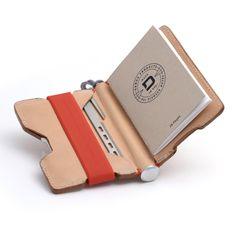 P01 Pioneer Wallet & Dango Pen