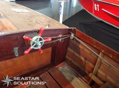 What do you think? Best #Boat Steering System of the year? #Boating #FridayFunny  www.seastarsolutions.com