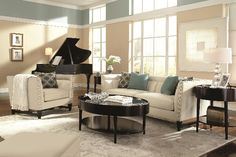 3900-082-a Schnadig Furniture Troy Living Room Furniture Sofa
