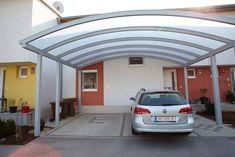 Carport & Überdachung - Creativ Zaun Design GmbH Carport Modern, Carports, Aluminium, Design, Carport Canopy, Fence, Creative
