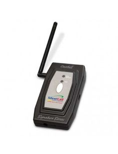 Silent Call Signature Series Doorbell Transmitter Walkie Talkie, Windows And Doors