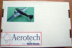 "de Havilland DH 88 Comet. Marsh Models/Aerotech, 1/32, resin, initial release 1997, No.A732004. Price: Not Sold. Decals 3x 1) G-ACSP/63 ""Black Magic"", Jim and Amy Mollison, MacRobertson Air Race 1934 2) G-ACCR/19, O.C. Jones and K.F. Waller, MacRobertson Air Race 1934 3) G-ACSS/34 ""Grosvenor House"", C.W.A. Scott and T.C. Black, MacRobertson Air Race 1934."