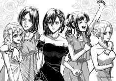 Aot girls
