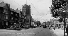 Allerton Road, Liverpool.