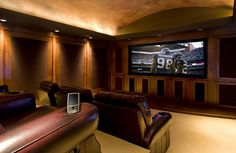 the home theater experience