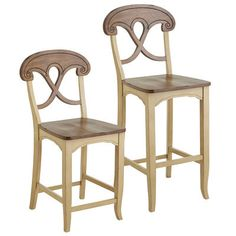 Rustic and civilized at once, Marchella is no ordinary barstool. Comfy—thanks to a high rounded X-back, contoured seat and bracer footrest—it also runs on the flirty side, with a scalloped apron, scrolled hardwood top rail and hand-applied, multilayer distressed finish. Wow, talk about raising the barstool.