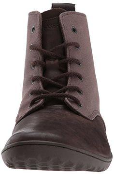 Amazon.com | Vivobarefoot Men's Scott Casual Lace up Thermal Winter Boot, Dark Brown, 40 D EU (7 US) | Tennis & Racquet Sports