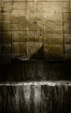 jan rufelt | the curtain.