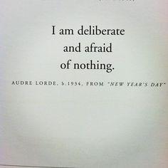We are afraid of nothing. #PushGirls #quotes #inspiration