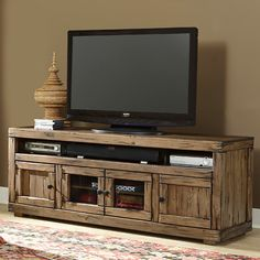 Found it at Wayfair - Blanco Point TV Stand