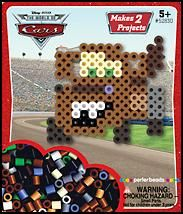 Cute perler bead party kit craft for boys. Ages 5 and up at http://toptenresorts.net/craft