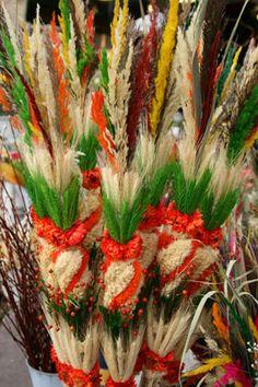 Polish Easter Palms