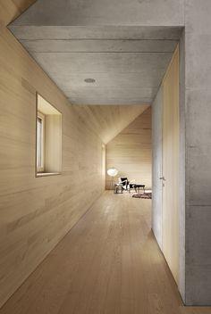 House Bäumle,© Archive Bernardo Bader Architects