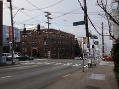 2014 YIP - Day 21: Bellevue Avenue East and Denny Way, Tuesday morning