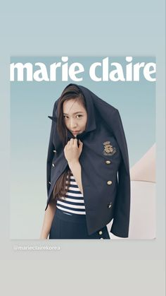 Krystal Jung, Marie Claire, Girls, Fashion, Toddler Girls, Moda, Daughters, Fashion Styles, Maids
