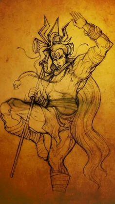 Shiva Tandav, Rudra Shiva, Shiva Art, Hindu Art, Krishna, Aghori Shiva, Durga Kali, Hanuman, Lord Shiva Statue