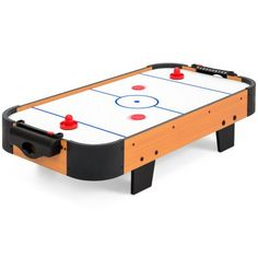 "Free Shipping. Buy Best Choice Products Sport 40"" Air Hockey Table W/ Electric Fan Motor at Walmart.com"