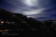 Mountain pass by Tramont_ana