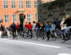 Why Copenhagen's bike commute rate jumped from 36% to 41% in one year