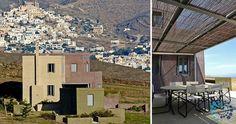 "Welcome to the ""Villa Ellie"" in Syros, Greece. Your #luxury #villa #rent #greece #greek #island #vacances #grece #mygreekvilla #alouer"