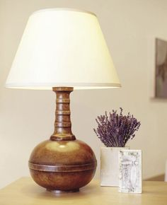 Ankara Table Lamp : Dennis Miller Associates Fine Contemporary Furniture, Lighting and Carpets in NYC