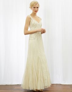 Sophia Bridal Dress http://www.weddingheart.co.uk/monsoon---wedding-dresses.html
