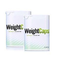 Snel afvallen met Weight Caps, set van 2 stuks