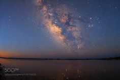 Milkyway Galaxy above Lagoon Korission  Milkyway Galaxy above Lagoon Korission  Nightscape inside lagoon Korission with our galaxy Milkyway shines at the firmament. Canon eos 700D Ef 15mm fisheye f/2.8 iso800 8X30sec  Follow on Instagram: http://ift.tt/2drRvK7 Website: http://ift.tt/1qPHad3 and read how to see the Milky Way. Image credit: http://ift.tt/2dBFJAA  #MilkyWay #Galaxy #Stars #Nightscape #Astrophotography #Astronomy