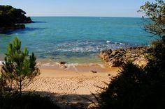 Mais ou sommes nous? En Charente Maritime dans l'île d'Aix Baby plage #fouras #iledaix #charentemaritime #igerscharentemaritime #igerslarochelle #mer #ocean #sea #sunset #couchédesoleil #beach #plage #rochefortocean