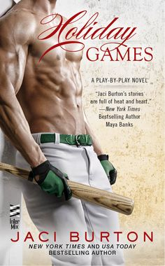 Holiday Games (Play-by-Play Novella #6.5) by Jaci Burton (Release date 11/19/2013)