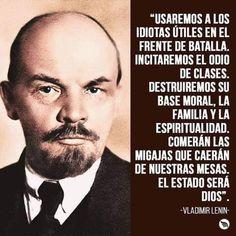 El desideratum de la hijaputez | The Post Argentina Vladimir Lenin, Desiderata, Fahrenheit 451, Love Phrases, Words Quotes, Memes, Awakening, Quotations, Twitter Sign Up