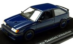 NOREV 1/43 Isuzu Gemini Irmscher 1500 Turbo 1987 BLUE 国際貿易 http://www.amazon.co.jp/dp/B0083TMAV2/ref=cm_sw_r_pi_dp_VUl5ub1GJDXK5