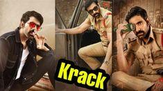 Krack Movie   Ravi Teja   Shruti Haasan   Varalaxmi Sarathkumar   Samuthirakani Drama Movies, New Movies, Indian Movies Bollywood, Ravi Teja, Star Cast, Movie Releases, New South, Movie Trailers, Thriller