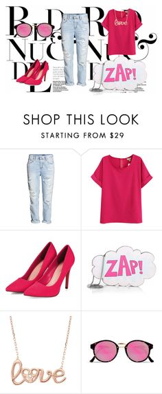 Untitled #92 by nashrinsabila on Polyvore featuring H&M, Rebecca Minkoff, RetroSuperFuture, women's clothing, women's fashion, women, female, woman, misses and juniors