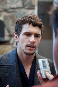 This is possibly the best scruffy James Franco photo I've ever seen.