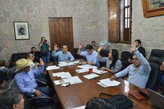 Con el propósito de promover el ejercicio democrático al interior de Morelia mediante un proceso abierto y transparente, la Comisión Especial Electoral aprobó por unanimidad el calendario para renovar a ...