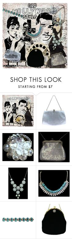 """""""Old Hollywood Style"""" by heidi-calamia-galati ❤ liked on Polyvore featuring vintage, women's clothing, women's fashion, women, female, woman, misses and juniors"""