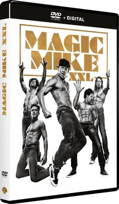 Magic Mike XXL  - DVD NEUF
