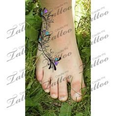 Tattoo with children's names