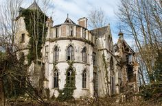 Chateau Clochard - Picardie, France