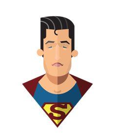 http://www.feeldesain.com/flat-super-heroes-jeffrey-rau.html