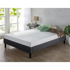 Zinus 6-in Green Tea Memory Foam Mattress